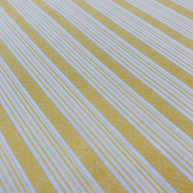 28 - Traditional stripes yellow
