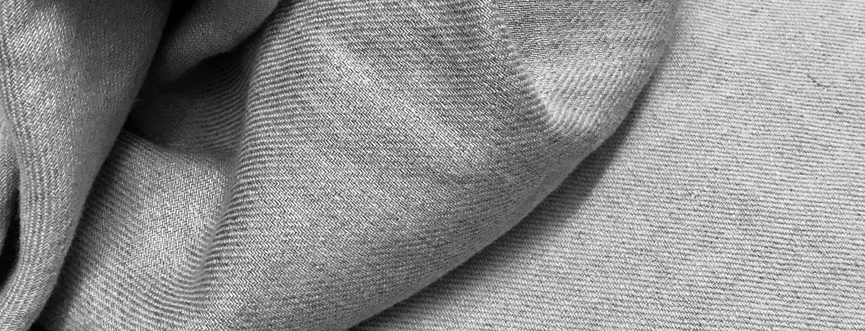 726 - Linen and virgin wool