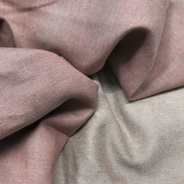 712 - Table linen - BIO Denim Traditional-pink