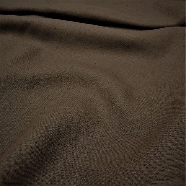 342 - Colourful table linen brown