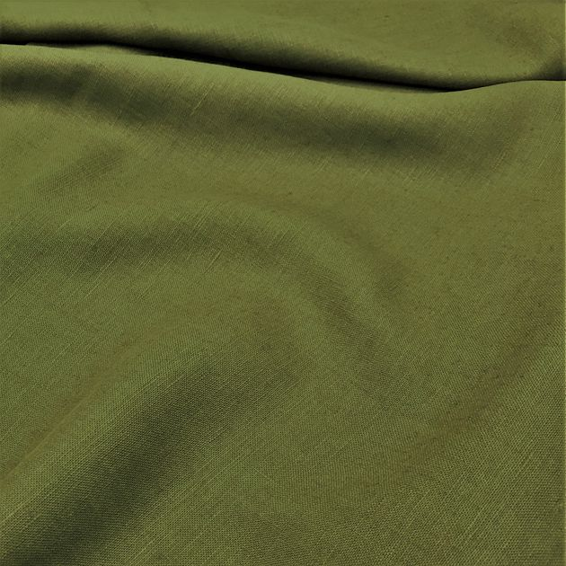 342 - Colourful table linen moss