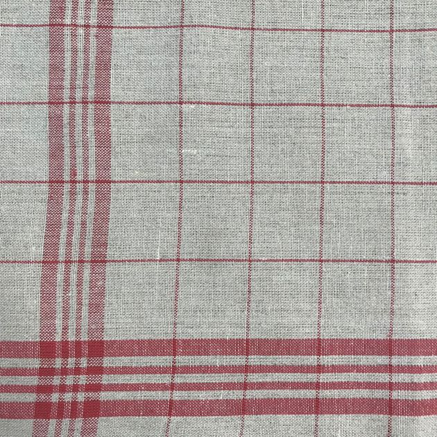 604 - Kitchen towel Red