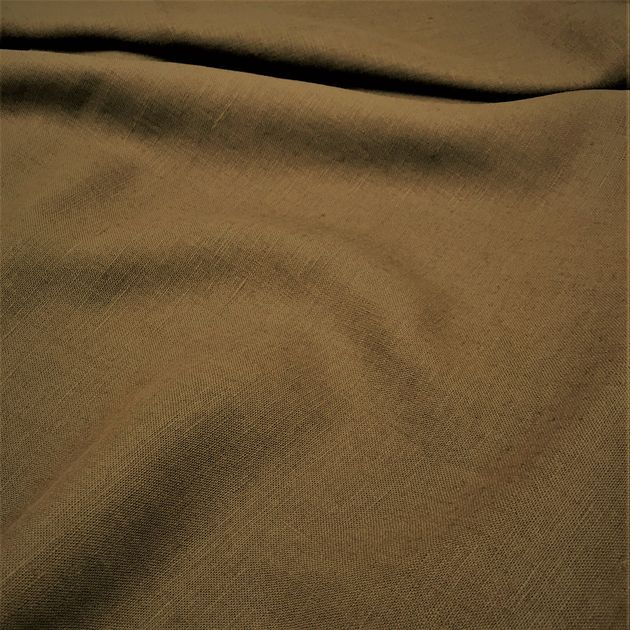 342 - Colourful table linen khaki