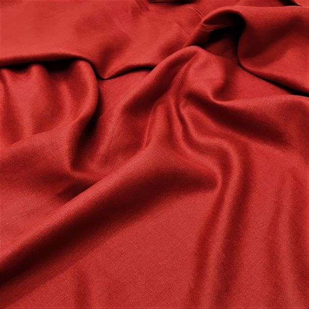342 - Colourful table linen Cherryred