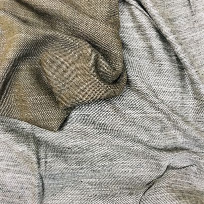 715 - Linen, viscose and wool