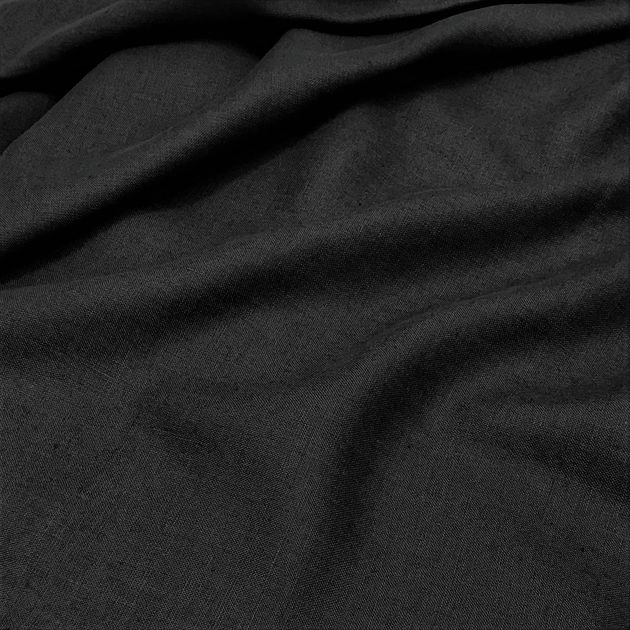 342 - Colourful table linen Black